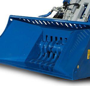 Abbruchschaufel Anbauteil MultiOne Kompaktlader
