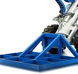 Nivellierer Anbaugerät MultiOne Kompaktlader