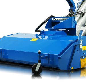 Kehrmaschine Anbaugerät MultiOne Radlader
