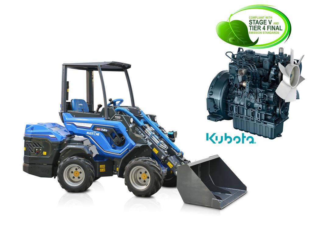 Landwirtschaft Serie 7.2 k MultiOne