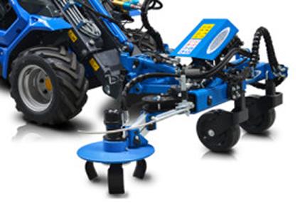 Werkzeugträger Anbauteil MultiOne Radlader